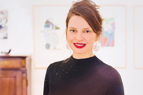 Janett Noack, Galerie kunst & eros