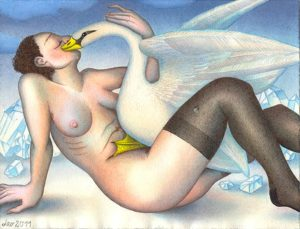 Galerie kunst und eros, Leonore Adler, Januar