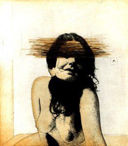 galerie kunst und eros, Juan Miguel Restrepo · Medusa