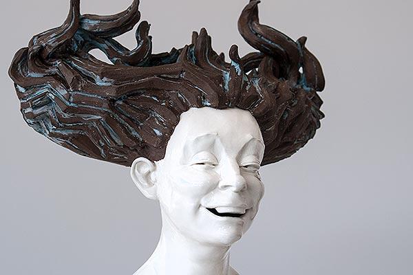 Galerie kunst & eros, Olaf Stoy · Masha