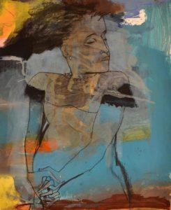 Galerie kunst und eros, Gudrun Trendafilov · Vielleicht