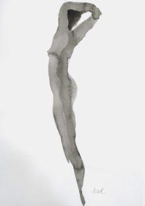 Galerie kunst & eros, Anita Voigt · Nymphe