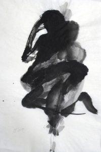 Galerie kunst & eros, Anita Voigt · Liebeskarussel